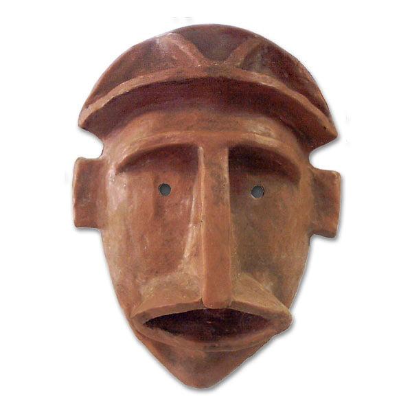 Máscara decorativa - Africano