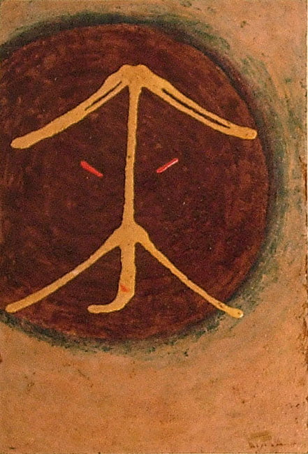 Pintura em resina - Chinês - Alberto Farah - Quadro decorativo