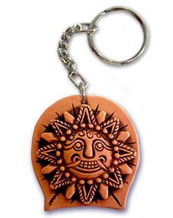 Chaveiro Sol Inca