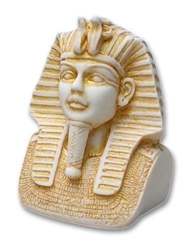 Tutancamon - Faraó do Egito - em resina