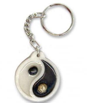 Chaveiro do Equilíbrio Yin Yang