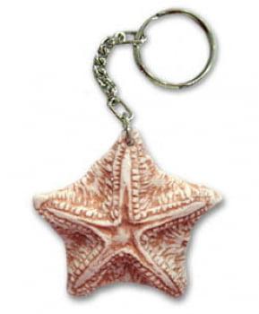 Chaveiro Estrela do Mar