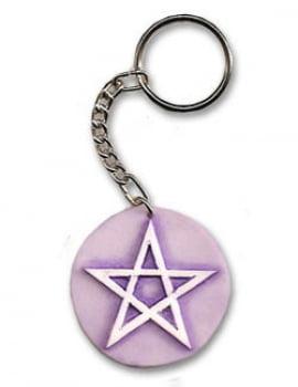 Chaveiro Pentagrama