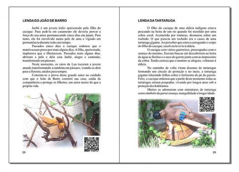 Livro - Lendas do Brasil - Alberto Farah